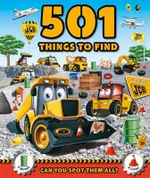 501 Things To Find (Diggers)