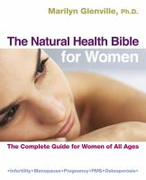 The Natural Health Bible for Women