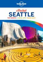 Lonely Planet EPocket Seattle