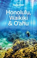 Lonely Planet Honolulu Waikiki and Oahu