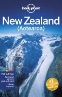 LONELY PLANET NEW ZEALAND (AOTEAROA)--ON ORDER FOR HERRICK!