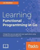 Learning Functional Programming in Go