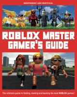 Roblox Master Gamer's Guide