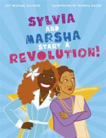 Cover of Sylvia and Marsha Start a
