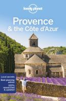 Lonely Planet Provence and the Cote D'Azur