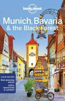 Lonely Planet Munich, Bavaria and the Black Forest