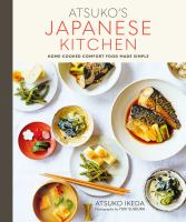 Cover of Atsuko's Japanese Kitchen: