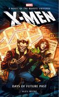 Marvel Novels - X-Men: Days of Future Past.