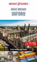 Great Breaks Oxford