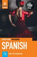 Rough Guide Phrasebook Spanish
