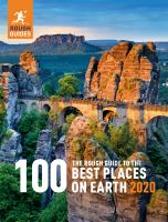 The Rough Guide to the 100 Best Places on Earth