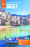 Rough Guide To Sicily (Travel Guide With Free Ebook)