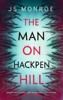 Man on Hackpen Hill