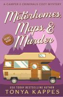 Motorhomes, Maps, and Murder