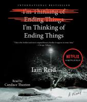 Media Cover for I'm Thinking of Ending Things