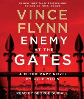 VINCE FLYNN ENEMY AT THE GATES (CD)