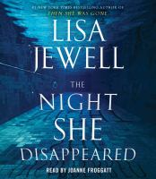 The night she disappeared [sound recording] : a novel