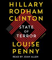 STATE OF TERROR (CD)