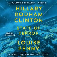 State of Terror by Louise Penny