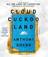 CLOUD CUCKOO LAND (CD)