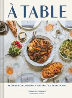 À Table
