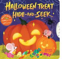 Halloween treat hide-and-seek