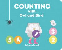 Counting With Owl And Bird
