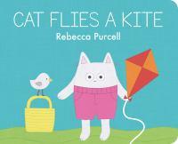 Cat Flies A Kite