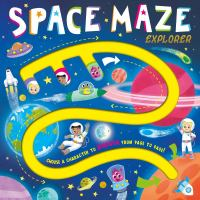 Space Maze Adventure