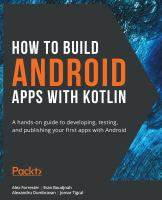 How To Build Android Apps With Kotlin