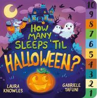 How Many Sleeps 'til Halloween?