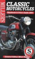 Miller's Classic Motorcycles Yearbook & Price Guide