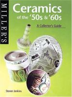 Miller's Ceramics of the '50s & '60s
