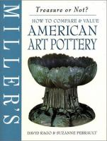 How to Compare & Value American Art Pottery