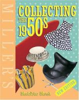 Miller's Collecting the 1950s