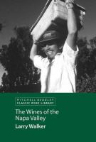Wines of the Napa Valley
