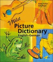 Milet Picture Dictionary, English-German