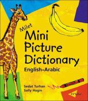 Milet Mini Picture Dictionary, English-Arabic