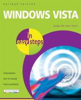 Windows Vista in Easy Steps