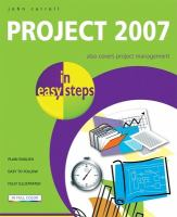 Project 2007 in Easy Steps