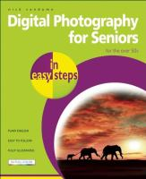 Digital Photography for Seniors