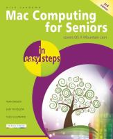 Mac Computing for Seniors