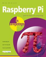Raspberry Pi in Easy Steps
