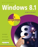 Windows 8.1 in Easy Steps