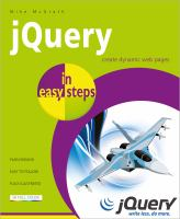 JQuery in Easy Steps