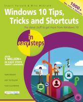 Windows 10 Tips, Tricks & Shortcuts