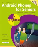 Image: Android Phones for Seniors in Easy Steps