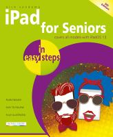 Image: IPad for Seniors in Easy Steps