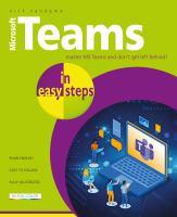 Microsoft Teams in Easy Steps