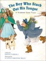 The Boy Who Stuck Out His Tongue